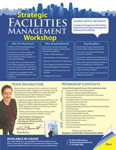 Strategic FM Workshop Brochure