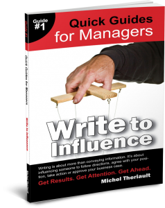 Write To Influence eBook