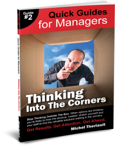 Thinking Into The Corners ebook